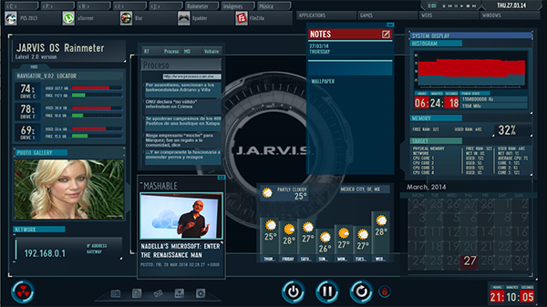 JARVIS OS