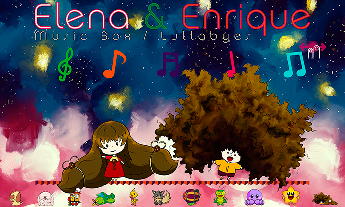 App &#34Elena y Enrique: Music Box Lullabyes&#34